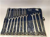 EASCO Mixed Tool Box/Set 23PC METRIC WRENCH SET